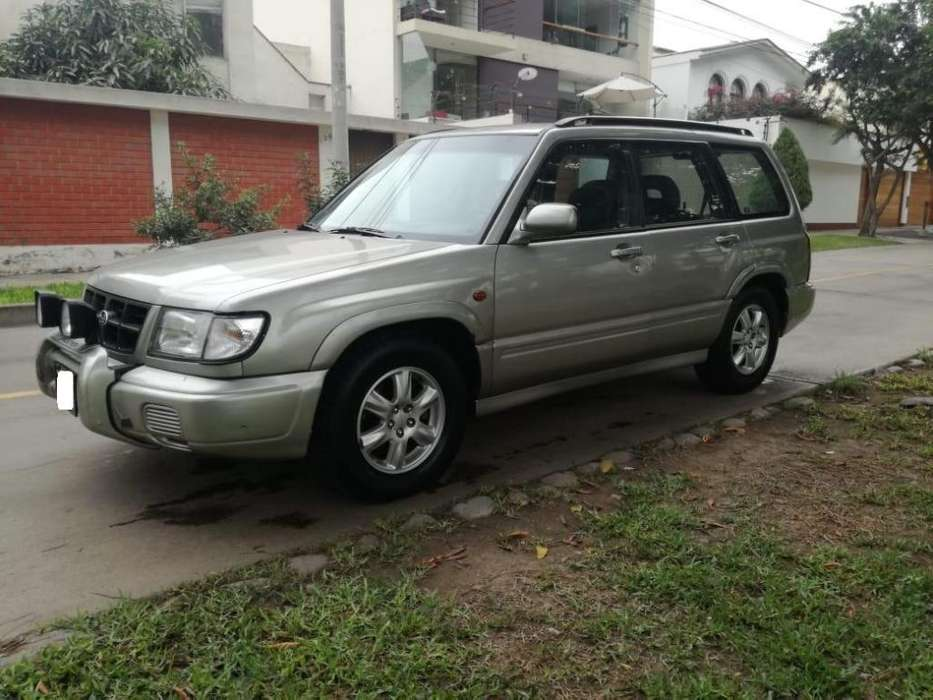 <strong>subaru</strong> Forester 1998 - 210000 km