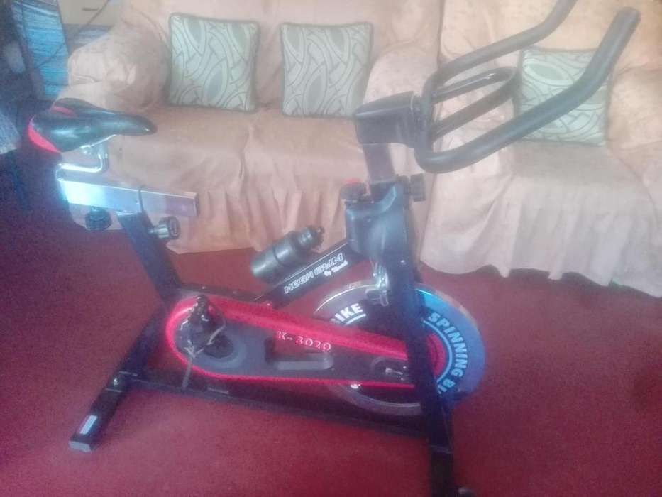 Bicicleta Estacionaria Spinning