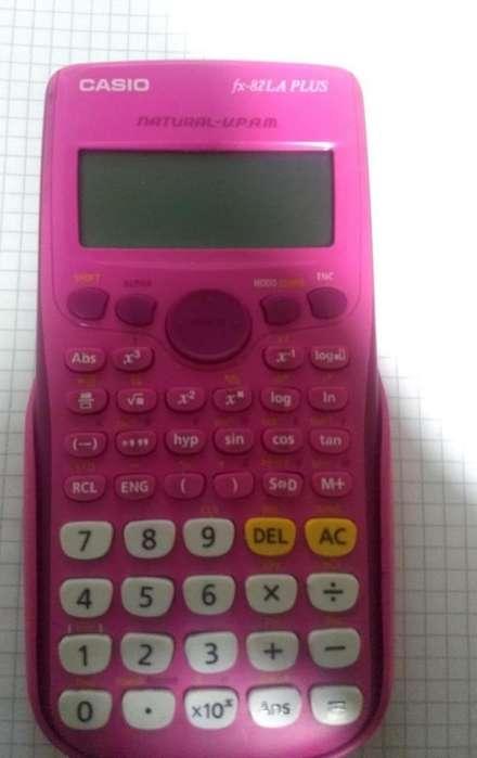 <strong>calculadora</strong> CASIO fx-LAPLUS Rosada