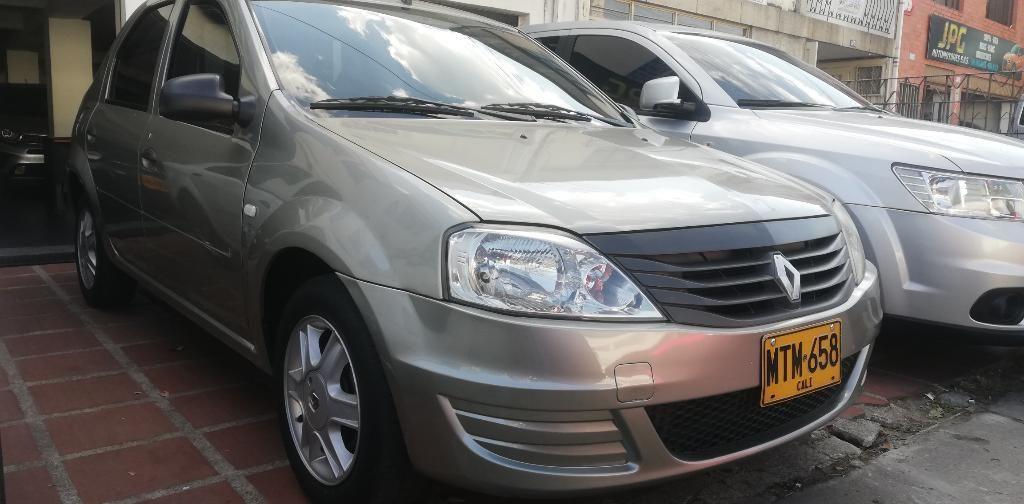 Renault Logan 2013 Familiar 1.4 Full