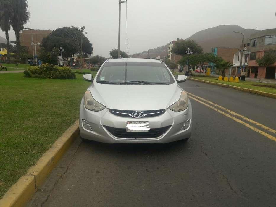 Hyundai Elantra 2011 - 95000 km