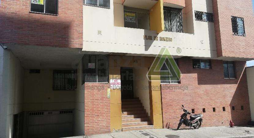 Arriendo Apartaestudio Calle 44 #9 -20 Apartaestudio 504 - Edif Bucaramanga Alianza Inmobiliaria S.A.