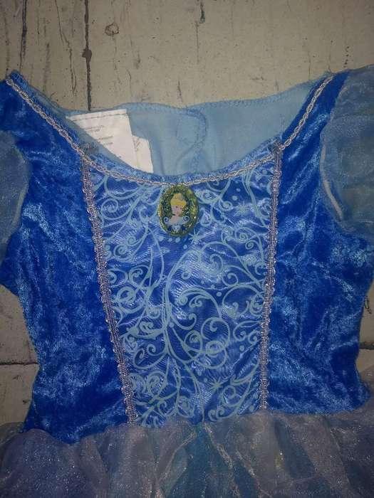 Disfraz de Cenicienta Talla 5