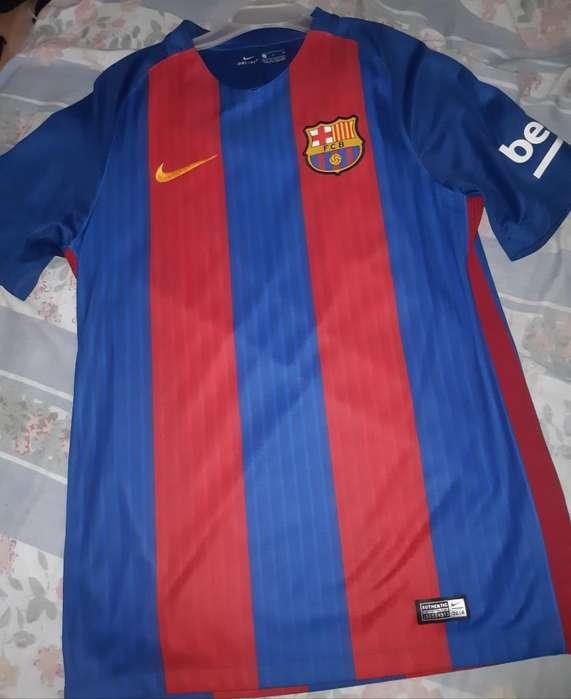 Camiseta Del Fc Barcelona Temporada 2016