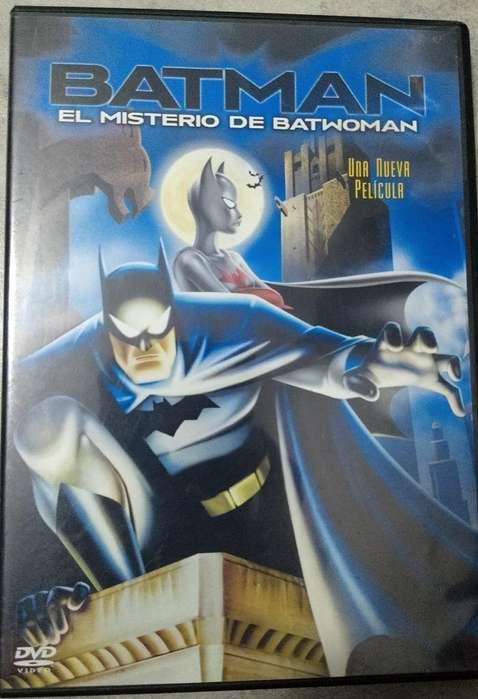 Dvd Batman Animado