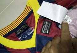 camiseta Lionel Messi, Barcelona 2013/14, acepto cambios