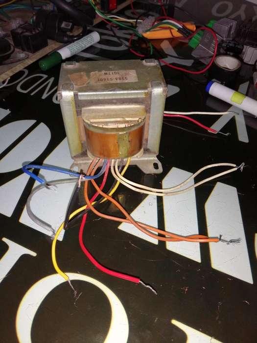Transformador de Amplificador