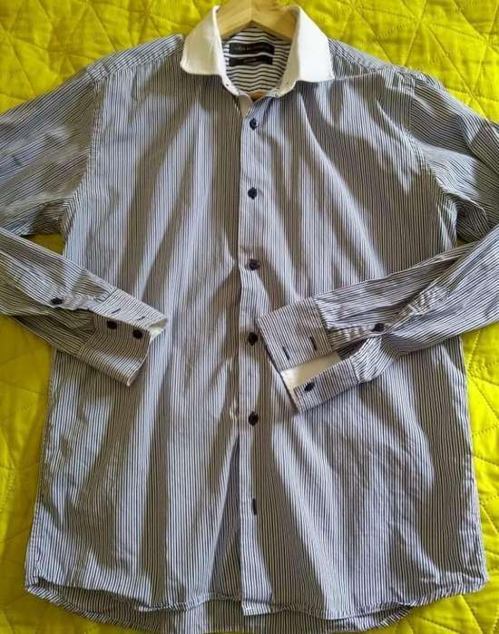 Camisa Los Blanco L