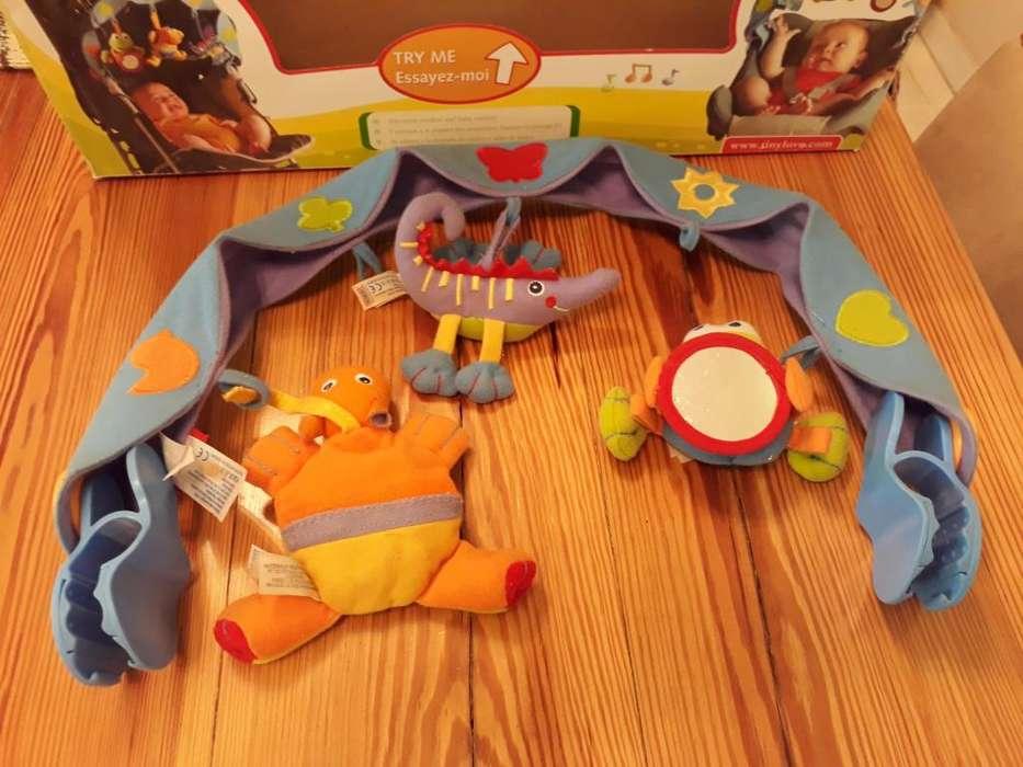 Arco Musical Para Cochecito y huevito Bebé marca Tiny Love