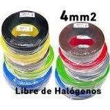 Cable Unipolar 4mm x 100 mt / Cable Unioplar 6mm x 100mt / Envios La Plata s/c