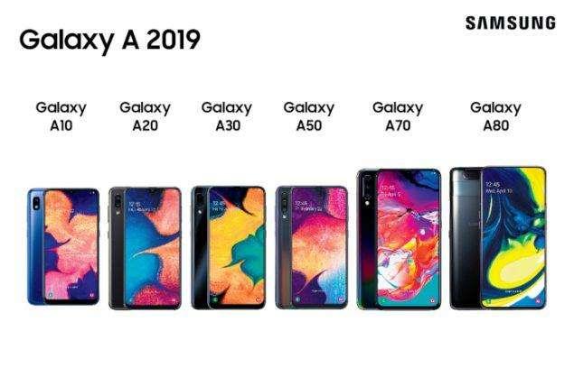 Samsung A70 370 A50 270 A30 230 A20 175 GRATIS MICA 9D