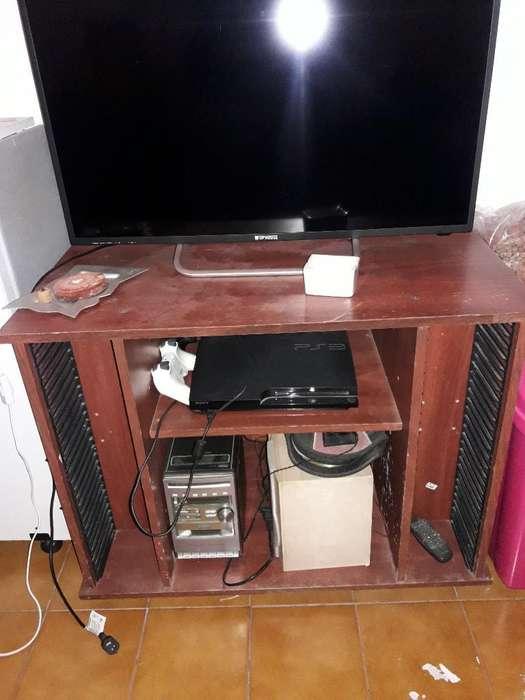Vendo Mesa de Tv Y Audio