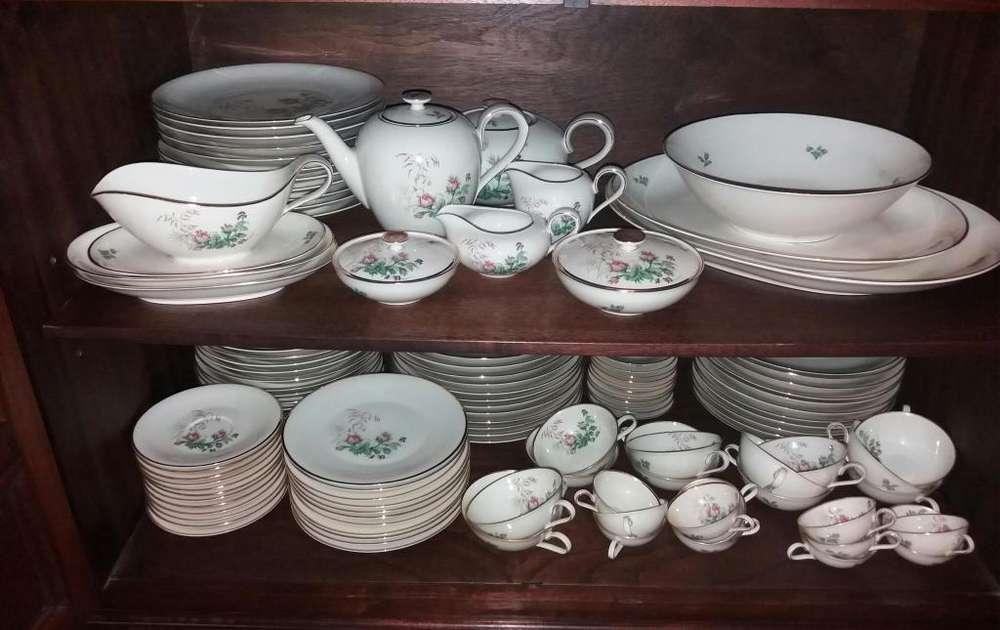 Juego porcelana Bavaria