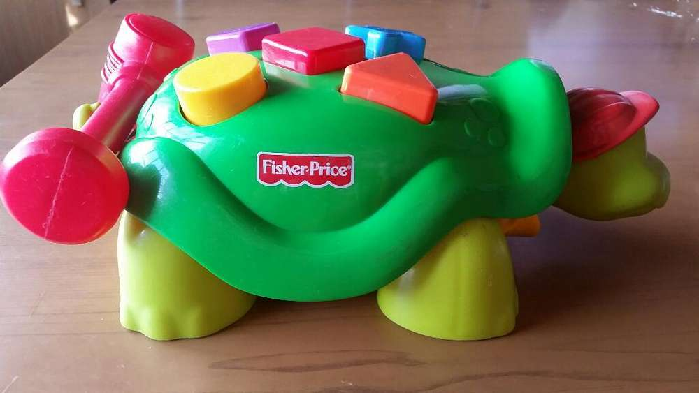 Tortuga Didactica Fisher Price