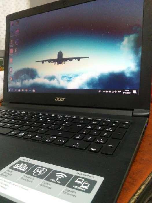 Notebook Acer Intel Pentium Gold 4417u