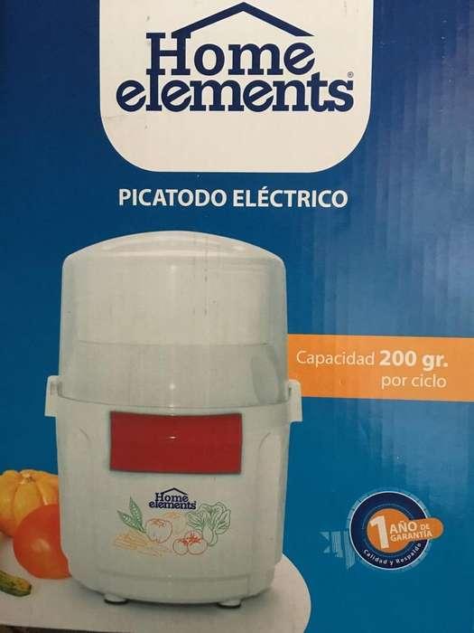 Picatodo Electrico