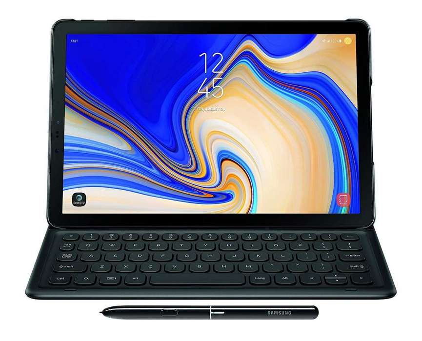Book Cover Keyboard @ Samsung Galaxy Tab S4 Teclado Oficial , Tienda Centro Comercial
