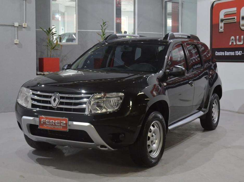 Renault Duster 2012 - 137000 km