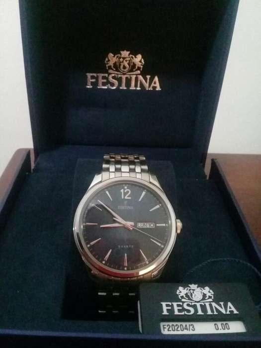 Reloj Hombre Festina