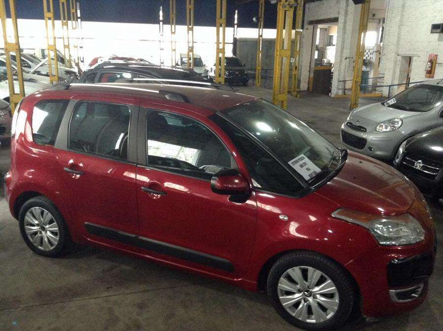 <strong>citroen</strong> C4 Picasso 2011 - 103876 km