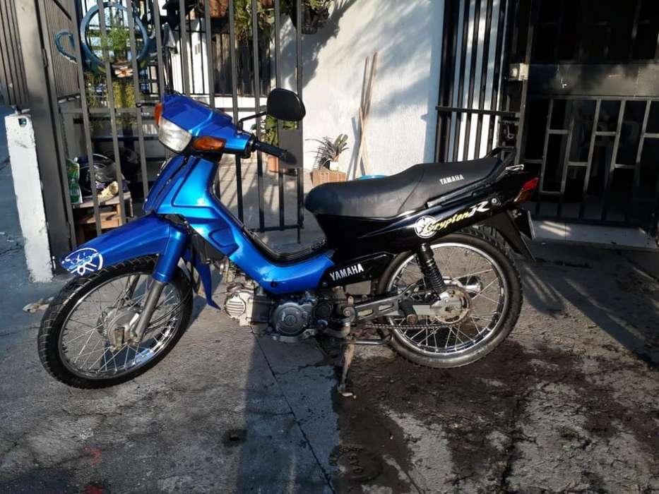 Vendo Moto Cripton 110