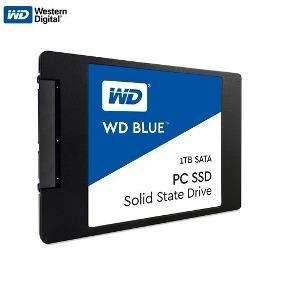 Disco SSD 500GB WD BLUE