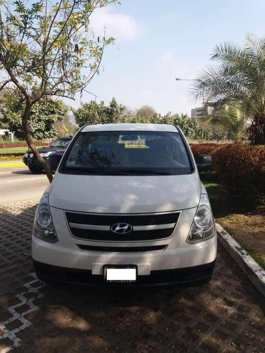 Alquiler De Hyundai Van H1 Minivan Toyota y Autos En Lima 974622938