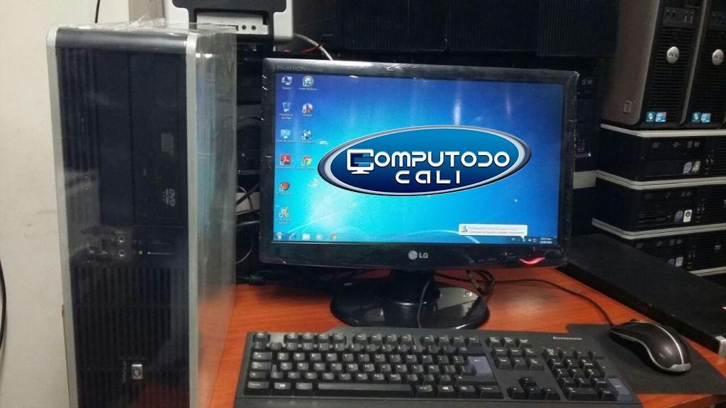Computador de Mesa, Monitor 19 Pulgadas
