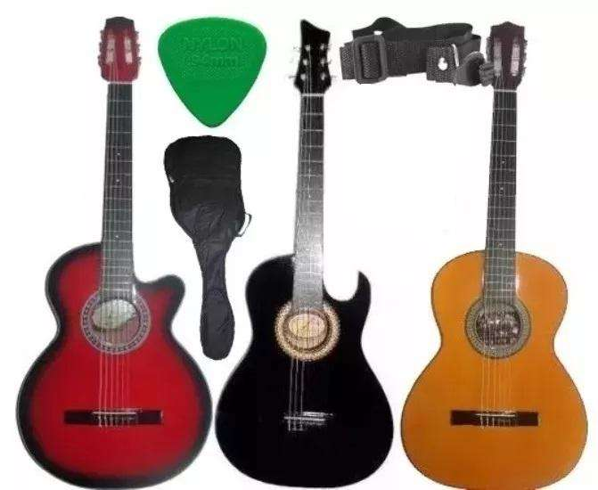 Guitarras Instrumentos Musicales