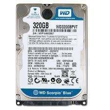 vendo disco duro de 320 gb para portatil