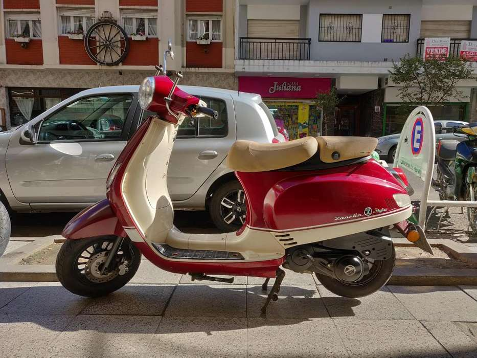 Zanella Styler 150 Cc <strong>scooter</strong> 2017