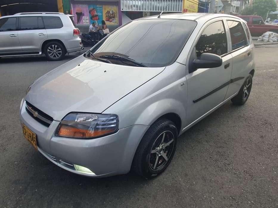 Chevrolet Aveo 2007 - 95000 km