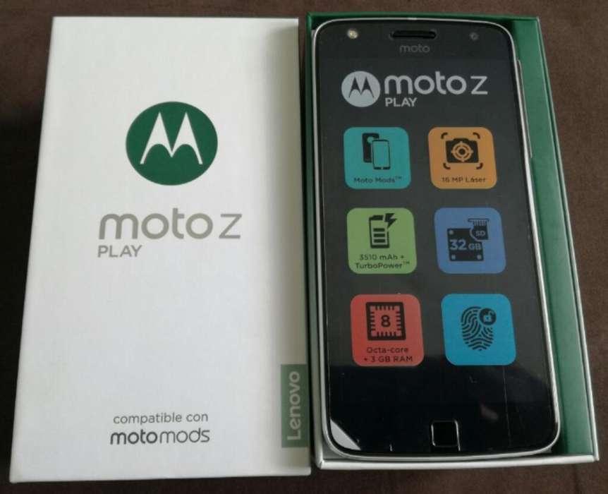 Moto Z Play Nuevo