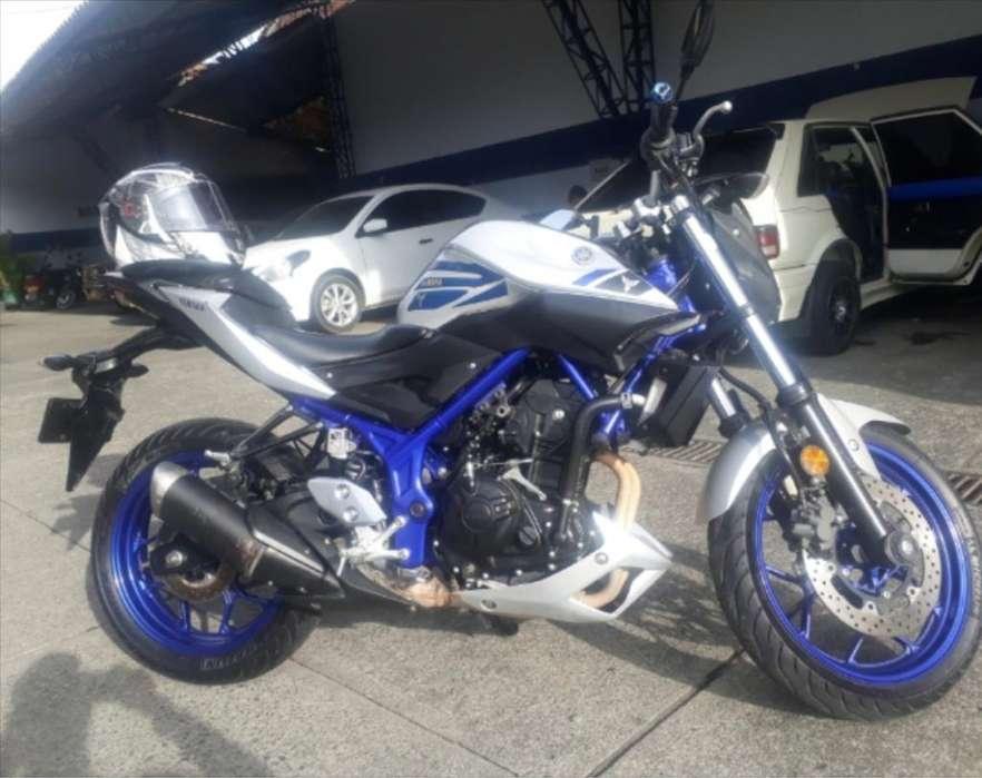 Vendo Moto Mt 03