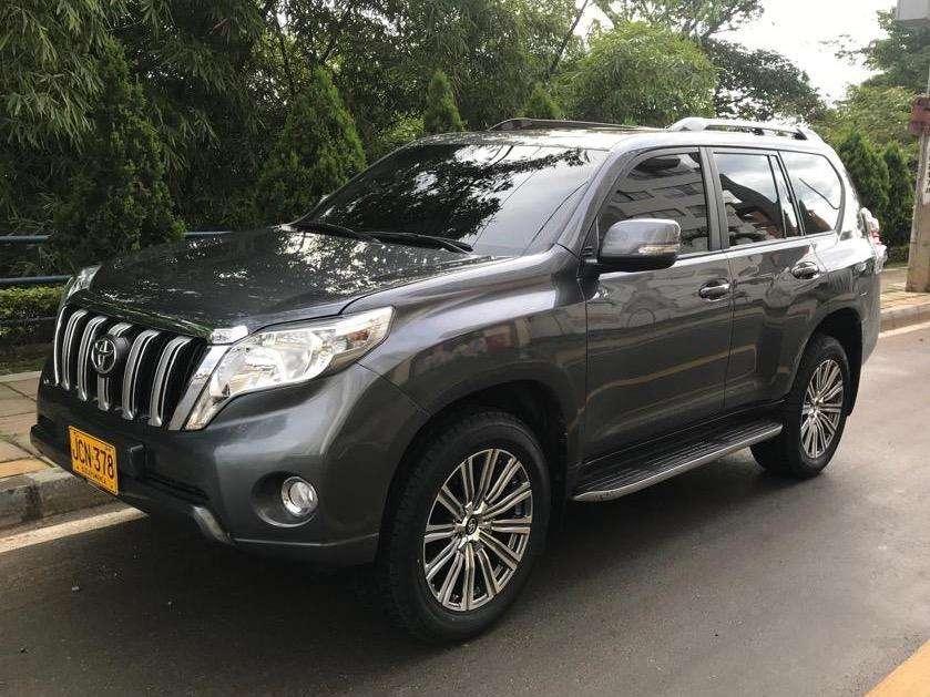 Toyota Prado 2016 - 38000 km