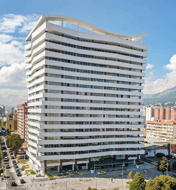 OFICINA DE VENTA <strong>edificio</strong> METROPOLITAN SECTOR CAROLINA