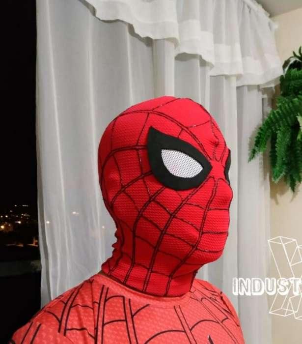 Máscara Spiderman