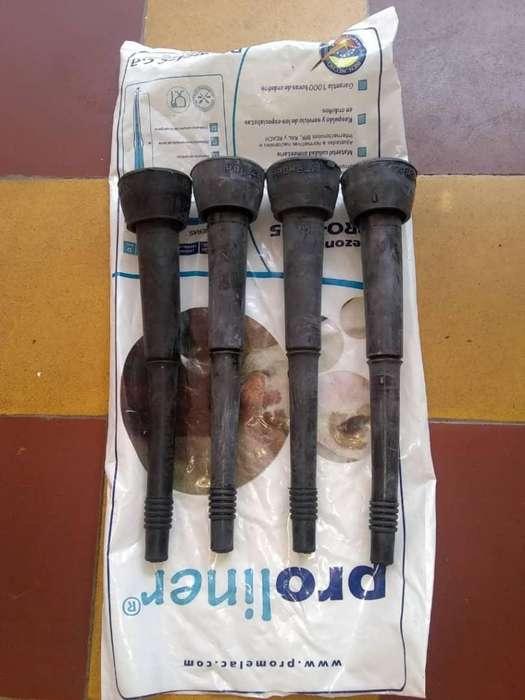 Pezoneras para sistema de ordeño mecánico (proliner)