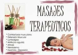 Masajes terapeuticos para mujeres