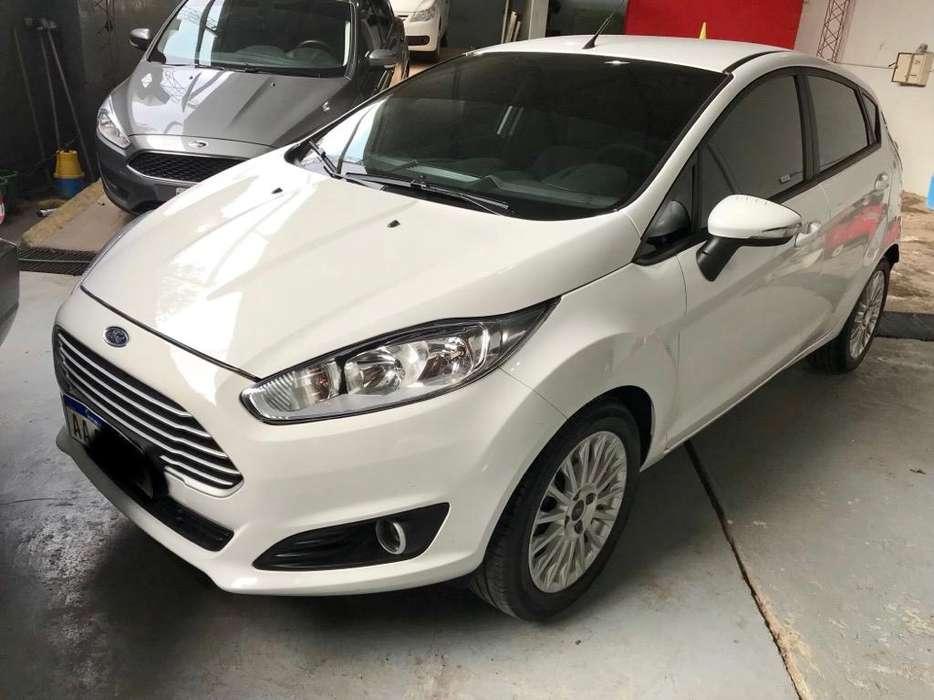 Ford Fiesta  2017 - 60000 km