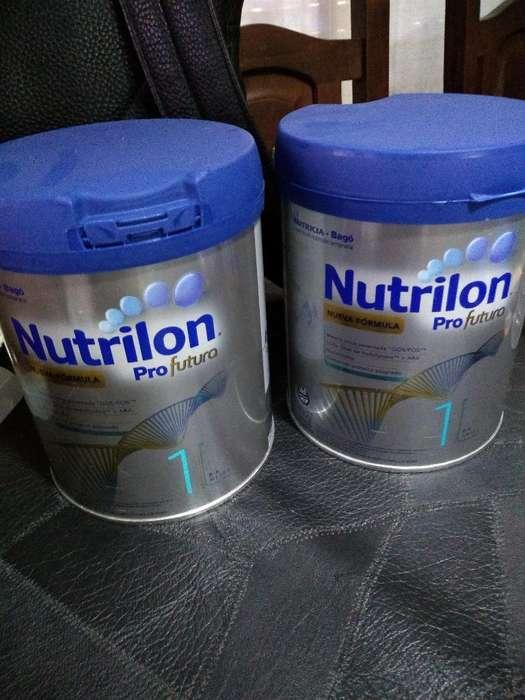 Vendo Nutrilon Profutura 1 X 800grs