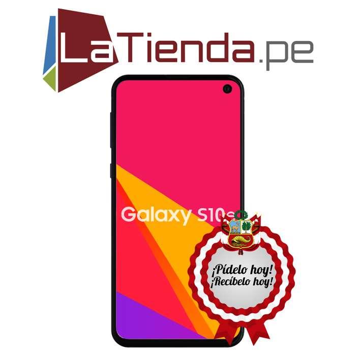 d0d49e443fa Samsung Galaxy S10E Cámara Dual Principal 12 MP 16 MP