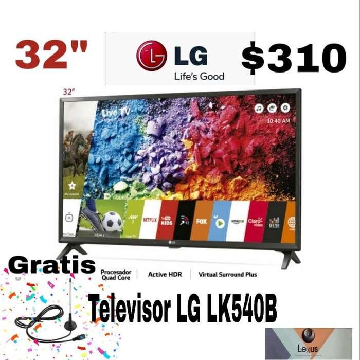 <strong>televisor</strong> Lg 32 Pulgadas Oferta