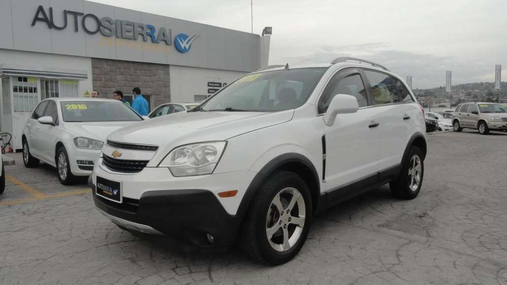 Chevrolet Captiva 2013 - 135648 km