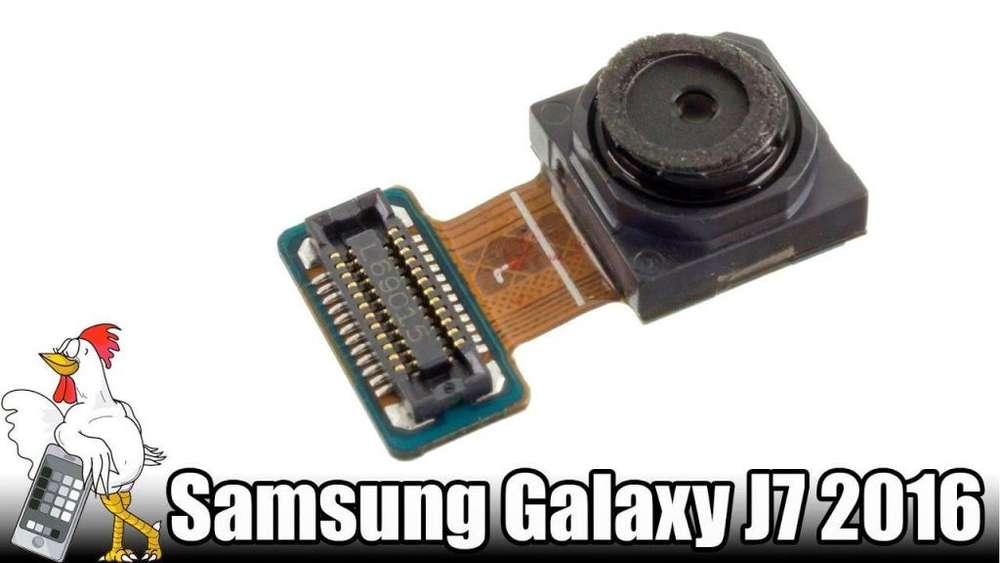 Vendo camara de Samsung j7 2016