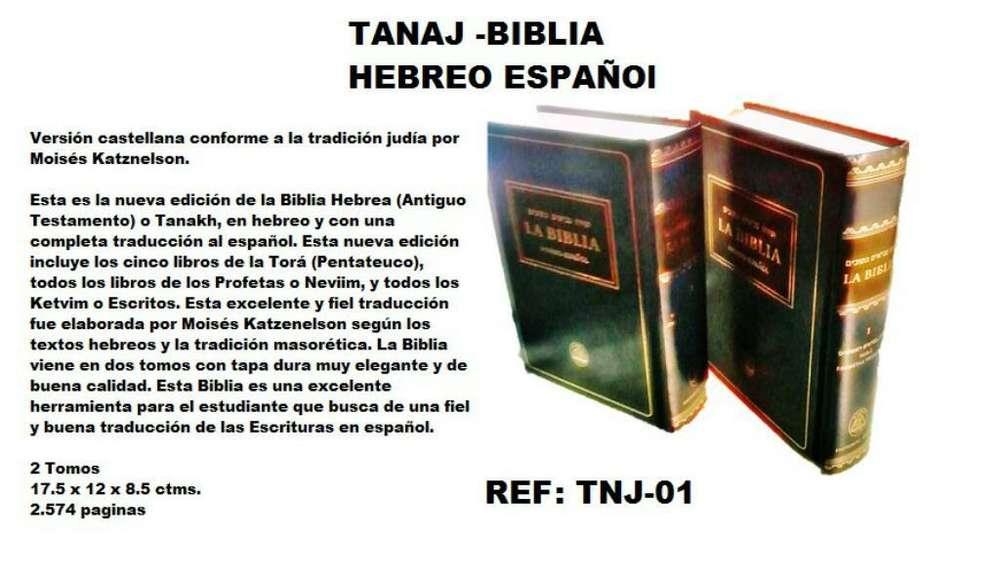 Tanaj Biblia Judia