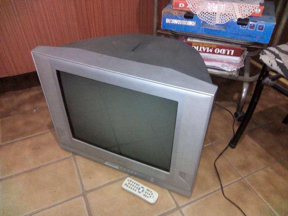 Tv 21 Pantalla Plana
