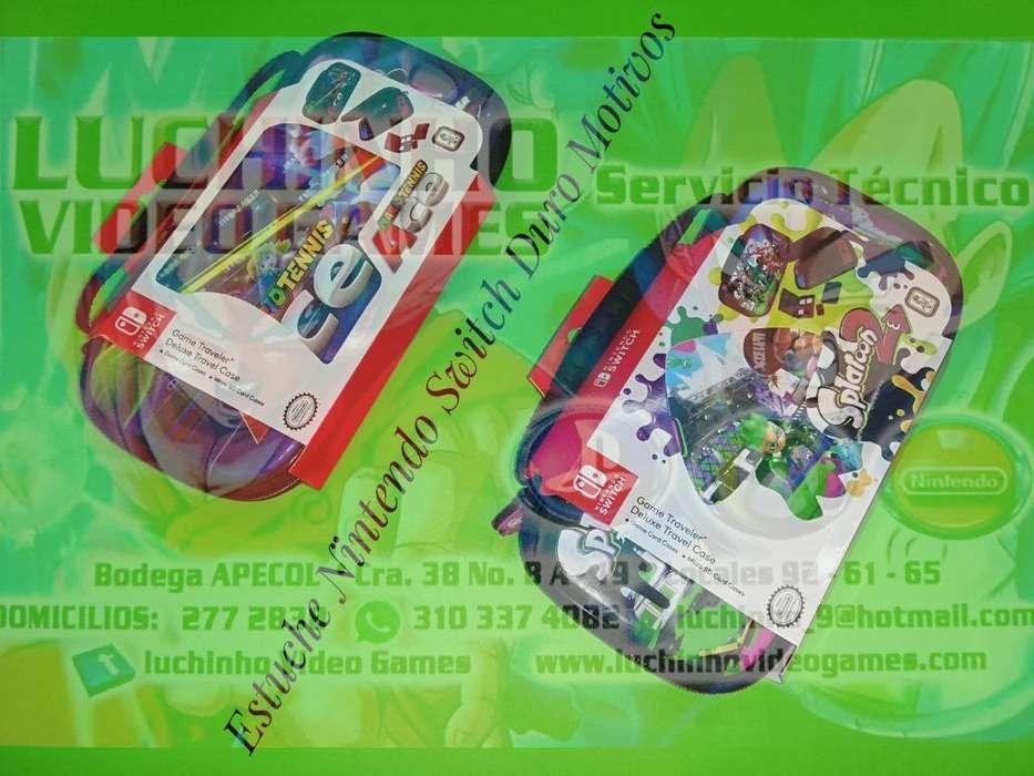 Estuche Duro Nintendo Switch..