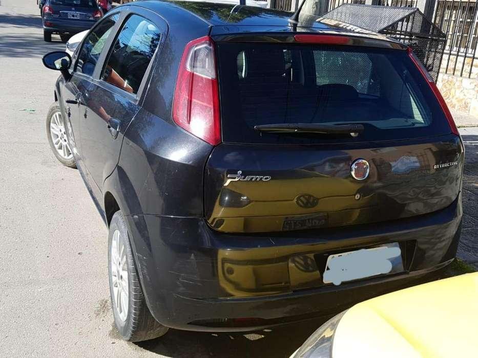 Fiat Punto  2011 - 54000 km