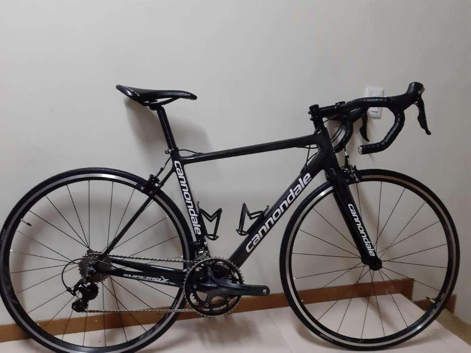 Cannondale Super Six Full Carbon 105 11v